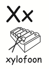 Målarbild x